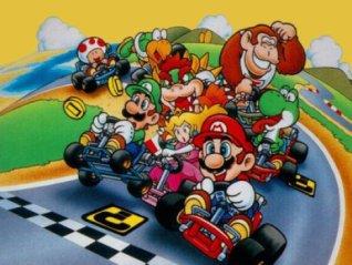 Pitch Madness-Mario Kart Edition