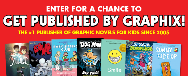Scholastic's Graphix Novel Contest | pdpabst